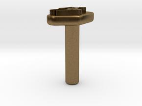 SOLDERING IRON FEG DIA 4.5MM in Natural Bronze