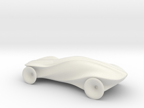 CONCEPT CAR - Shade Of White in White Natural Versatile Plastic
