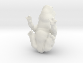 PM3D Cf7 in White Natural Versatile Plastic