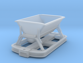Nn3 V-tipper in Smooth Fine Detail Plastic