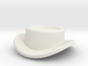 Gunfighter2 in White Natural Versatile Plastic