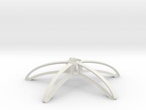 Part 5.stl in White Natural Versatile Plastic