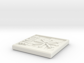 WAR GODS special counter ROUT in White Natural Versatile Plastic