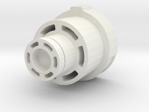 4SKRT Engine Generator in White Strong & Flexible