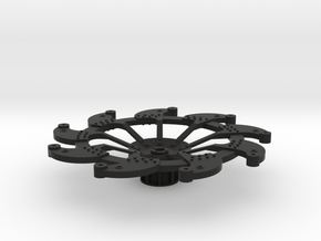 Paddlewheel Front in Black Strong & Flexible
