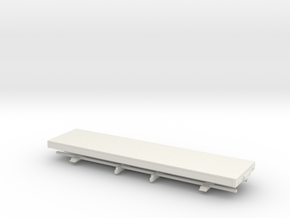 5.5n3 28 ft underframe  in White Natural Versatile Plastic