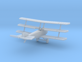 1/144 Sopwith Triplane in Smooth Fine Detail Plastic