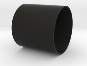 LED Holder in Black Natural Versatile Plastic