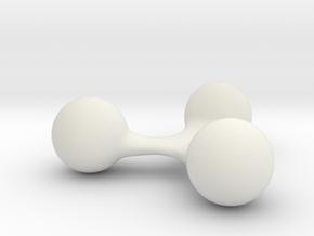 tripod smaller II in White Strong & Flexible