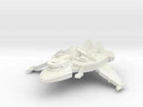 1/1000 Scale Ju'Day Class Mulit Purpose in White Natural Versatile Plastic