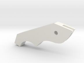 sonic_prongs in White Natural Versatile Plastic