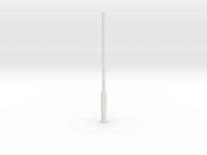 Laternenmast N in White Natural Versatile Plastic