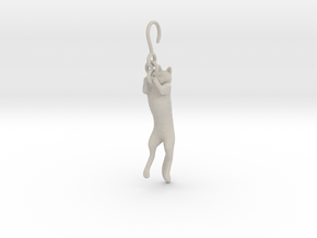 Cat Earing1 in Natural Sandstone
