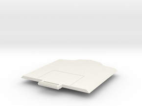 Sunlink - Op Top v. 2D in White Natural Versatile Plastic