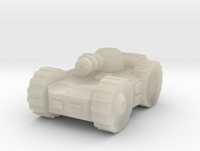 CCN 'Cestus' Light Tank in White Acrylic
