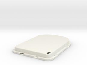 pinball tapa 3 piezas in White Natural Versatile Plastic