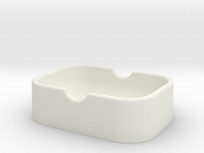 jabonera base in White Strong & Flexible