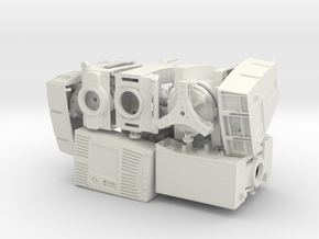 Instrument Value Pack in White Natural Versatile Plastic