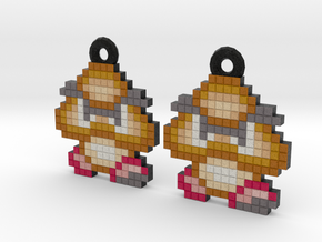 16-bitGoomba in Full Color Sandstone