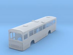 Volvo B10m Bus 2-2-0 H0 Scale in Frosted Ultra Detail