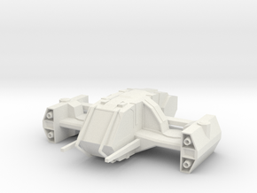 Weejana OHF-1B Kornweihe B in White Natural Versatile Plastic