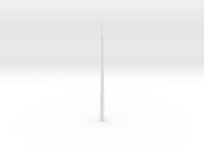 Hancock Taller Antenna in White Strong & Flexible