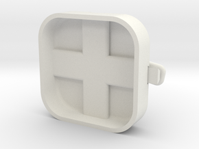 Slider demo in White Natural Versatile Plastic