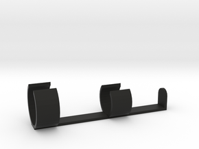 Carrot Holder in Black Strong & Flexible