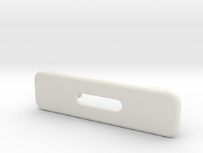 ScrewCover_110723_1435 in White Natural Versatile Plastic