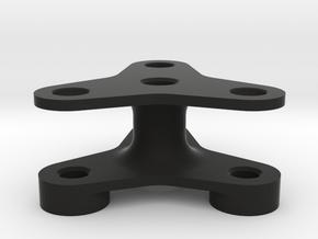 3Blatt-Epp_5-5 in Black Natural Versatile Plastic
