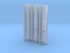 3 BR155 1zu220 in Smooth Fine Detail Plastic