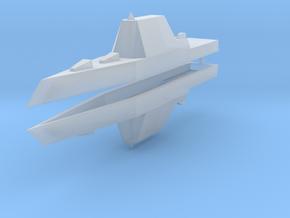 Zumwalt Class Destroyer 1:2400 x2 in Frosted Ultra Detail