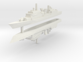 KDX-I 1:2400 x2 in White Strong & Flexible