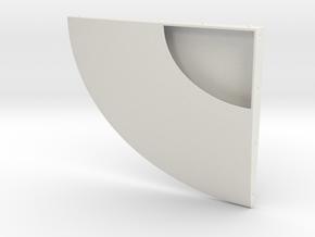 moonq3 in White Natural Versatile Plastic
