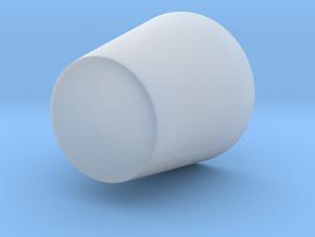 ShotGlass Miniature Prop in Smooth Fine Detail Plastic