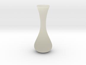vase 6 in Transparent Acrylic