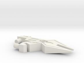 Sunlink - Lambchops Blade - Short in White Natural Versatile Plastic