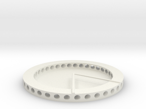Stator in White Strong & Flexible