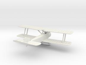 1/144 Sopwith 1 1/2 Strutter (1-seat)   in White Natural Versatile Plastic