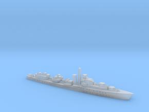 HMS Barfleur (Battle class) 1:1800 in Smooth Fine Detail Plastic