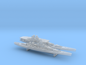 48FN03 French Navy Capital Ships Pack 3 in Frosted Ultra Detail