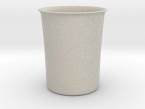 goblet 01 in Natural Sandstone