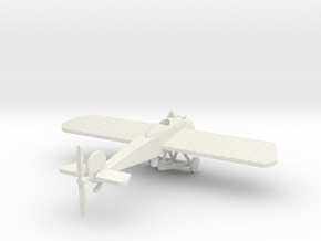 Fokker EIV 1/144th scale  in White Natural Versatile Plastic