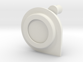 Ratchet in White Natural Versatile Plastic