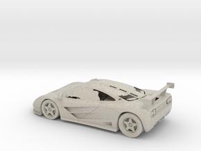 McLaren F1 LM  in Sandstone