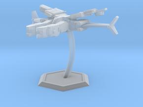 Mecha- Crusher LAM AeroFighter (1/285th) in Smooth Fine Detail Plastic