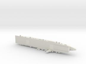 USS Princeton  1/2400 in White Natural Versatile Plastic