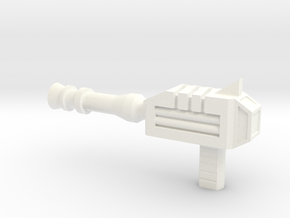 Automaster Blaster in White Strong & Flexible Polished