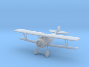1/144 Nieuport 24 bis (Vickers gun) in Smooth Fine Detail Plastic