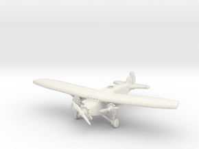 Caproni Ca.101 1/285 6mm in White Natural Versatile Plastic